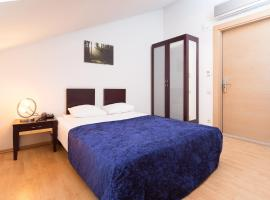 Rixwell Terrace Design Hotel with FREE Parking, hotel in Rīga