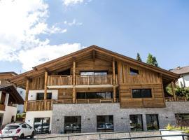 Chalet Zenit, apartment in Selva di Val Gardena