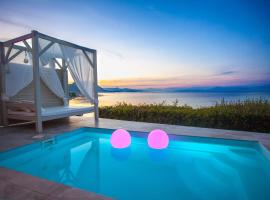 Palms and Spas Villas Retreat, boutique hotel in Mesongi