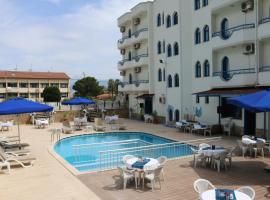 Eroglu City Hotel, hotel in Fethiye