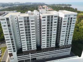 The Wharf Miri, apartment in Miri