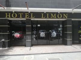 Hotel El Limón, hotel in Caracas