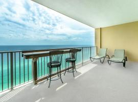 Tropic Winds 2308 by RealJoy Vacations, serviced apartment in Panama City Beach