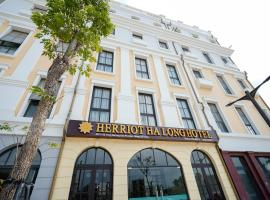 Herriot Hạ Long Hotel, hotel in Ha Long