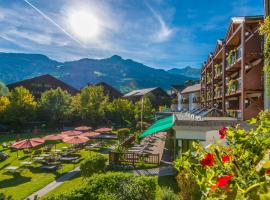 Hotel Das Gastein - im Oktober mit kostenlosem Eintritt in die Felsentherme, hotel in Bad Hofgastein