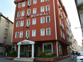 Bormali Hotel, hotel in Çorlu