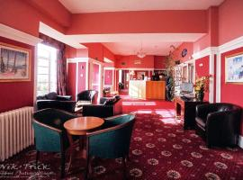 The Southcliff Hotel, hotel in Folkestone