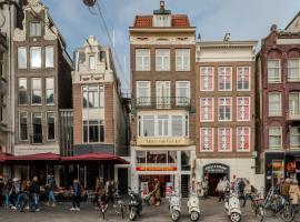 Hotel van Gelder, hotel near A'DAM Lookout, Amsterdam