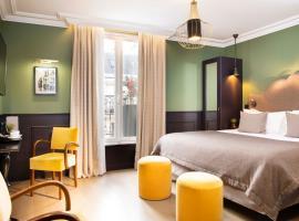 Hotel Monsieur & Spa, hotel in Paris