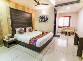 OYO 2605 Adyar Ananda Bhavan Hotel, hotel en Devanahalli-Bangalore