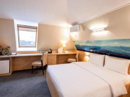 Aura Aquarelle Hotel , отель в Перми