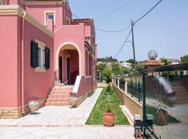 iliachtida apartment, pet-friendly hotel in Corfu Town