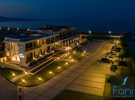 Fani Luxury Apartments Stavros, accessible hotel in Stavros