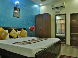 Hotel Tomstay, pet-friendly hotel in Chandīgarh