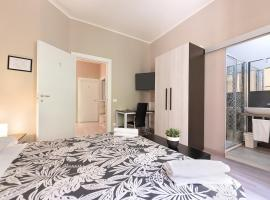 Comfort Rooms, hotel near Bologna Metro Station, Rome