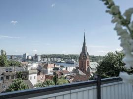Boardinghouse Flensburg - by Zimmer FREI! Holidays, hostel in Flensburg