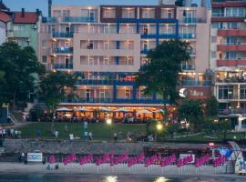 Selena Hotel、ソゾポルのホテル
