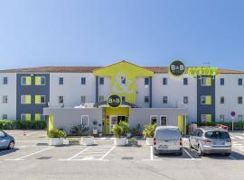 B&B Hôtel Fréjus Roquebrune-sur-Argens, hotel in Roquebrune-sur-Argens