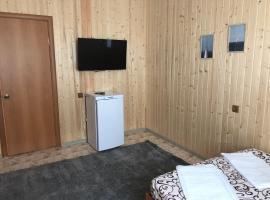 Privetlivy Guest House, B&B in Gelendzhik