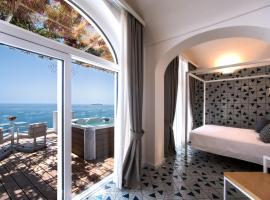 Hotel Montemare, hotel near Spiaggia Grande, Positano