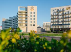 Imeretinskiy Hotel, hotel with jacuzzis in Adler