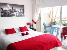 Hotel Master Suite Devoto, hotel i nærheden af Ministro Pistarini Internationale Lufthavn - EZE, Buenos Aires