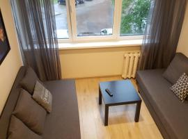 Квартира-студия рядом с Акрополем Клайпеда, apartamentai mieste Klaipėda