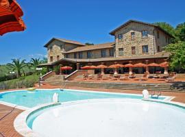 Il Carpignone, villa in Massa Marittima