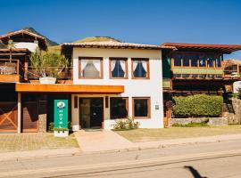 Hotel Fita Azul, hotel near Pier 151, Ilhabela