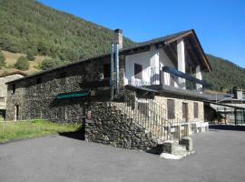 Borda Cortals de Sispony, hotel in La Massana