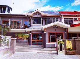 蓝梦居~浪漫700平方花园别墅之旅, homestay in Kota Kinabalu