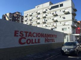 Colle Tourist Hotel, hotel in Criciúma