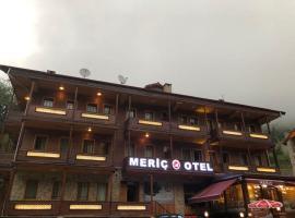 Meric Hotel, отель в городе Узунгёль