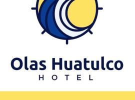 Hotel Olas Huatulco, hotel en Santa Cruz - Huatulco