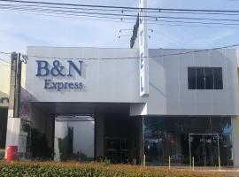 Hotel B&N Express, hotel em Guarapuava