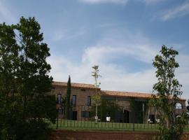 Hotel Mas Oliveres Pla de Palau, hotel a prop de Camp de golf Peralada, a Llers