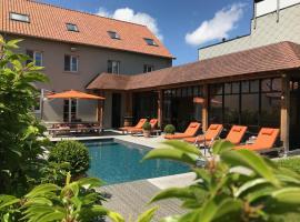 B&B d'Oude Brouwerij, hotel with pools in De Haan