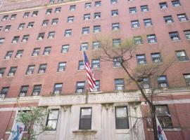 Vanderbilt YMCA, hostelli New Yorkissa