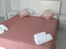 Passos Rooms, hotell i Parikia