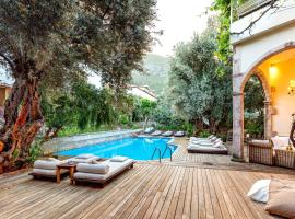 Jade Residence - Adult Only, hotel in Oludeniz