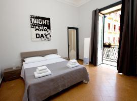 GiaChi friendly rooms, apartment in Palermo
