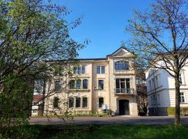 Villa am Park, Hotel in der Nähe von: Schloss Elisabethenburg, Meiningen