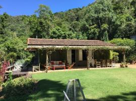 Chez Ri, pet-friendly hotel in Petrópolis