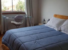 Casa de luz...., habitación en casa particular en Santiago