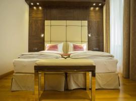Best Western Plus Hotel Arcadia, hotel near Kunst Haus Wien - Museum Hundertwasser, Vienna
