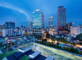 Innside by Melia Saigon Central, hotel in Ho Chi Minh City