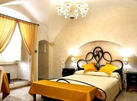 Palazzo Castiglione Dimora Storica, hotel in zona Cattedrale di Sant'Agata, Gallipoli