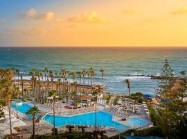 Leonardo Plaza Cypria Maris Beach Hotel & Spa, hotel in Paphos