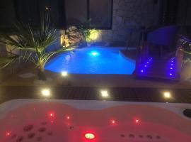 Maison d'hôtes Villa sensorielle, B&B in Nice