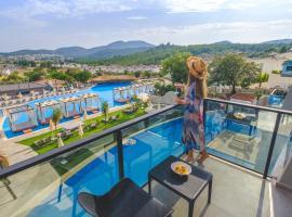 Orka Cove Hotel Penthouse & Suites, отель в Фетхие